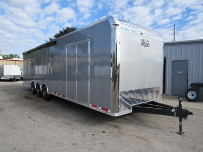 2019 34' Pro Stock BATH PACKAGE w/ A/C Elect Awning