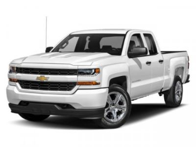2019 Chevrolet Silverado 1500 LD Custom (Silver Ice Metallic)