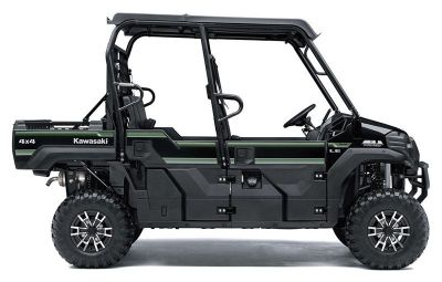 2019 Kawasaki Mule PRO-FXT EPS LE Utility SxS South Haven, MI