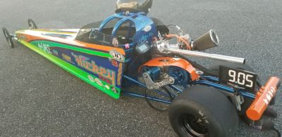09 1/2 scale dragster