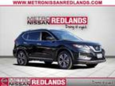 Used 2018 Nissan Rogue Magnetic Black, 40.4K miles