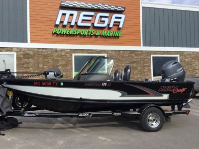 2016 Alumacraft Competitor 175 Sport Fishing Boats Gaylord, MI
