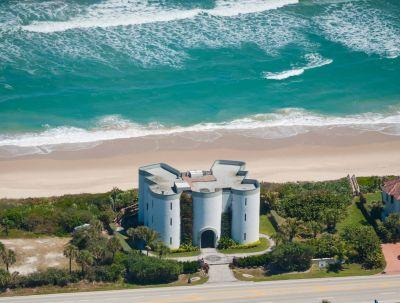 Castle for Sale in Melbourne Beach, Florida, Ref# 1955799