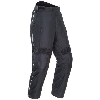 Sell Tourmaster Overpant Black Large Short Textile Motorcycle Riding Over Pants Lrg motorcycle in Ashton, Illinois, US, for US $125.99
