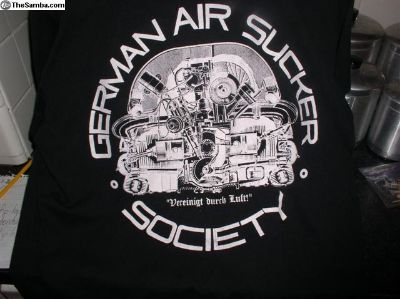 [WTB] German Air Suckers Society Stuff..