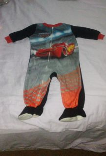 Disney cars theme/brand size 12 months footed PJ'S BUNDLE DISCOUNT if PURCHASE $25-$4 my profile my meeting information