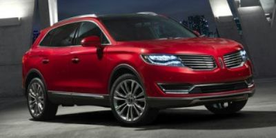 2016 Lincoln MKX Select (White)