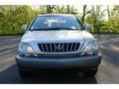 LEXUS RX300 Loaded/2002
