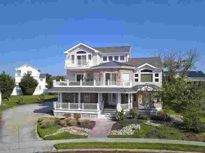 5219 Seaspray Road Brigantine Five BR, This gracious home has so