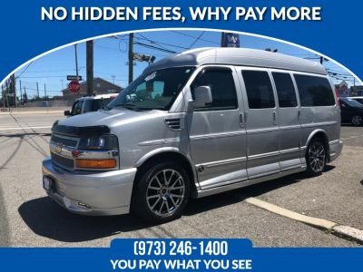 2012 Chevrolet Express 1500 1500 (Graystone Metallic)