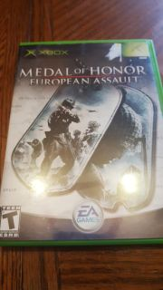 X box medal of honor
