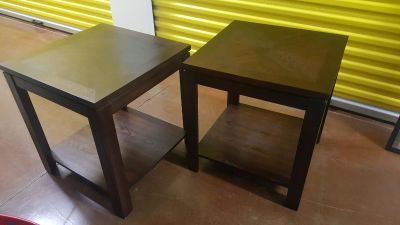 End Tables - Great Condition