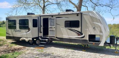 2016 Grand Design Reflection Travel Trailer 313RLTS