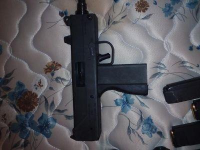 $650, Cobra M-11 Submachine gun