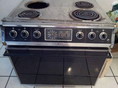 FREE GENERAL ELECTRIC STOVE (CORPUS CHRISTI)
