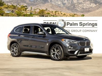 2017 BMW X1 xDrive28i (Mineral Grey Metallic)