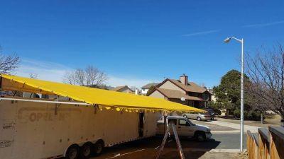 48 foot Haulmark Car hauler