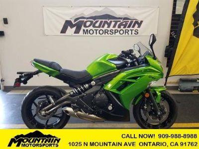 2012 Kawasaki Ninja 650 Sport Ontario, CA