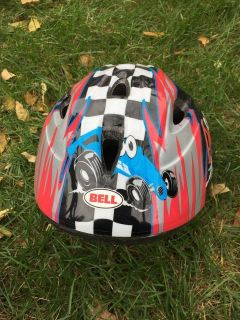 BELL TODDLER BICYCLE HELMET