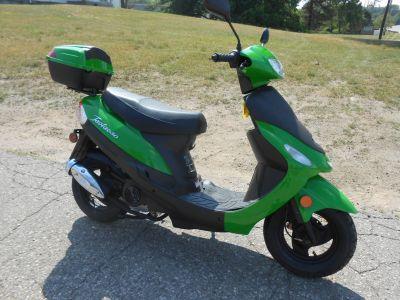 2017 Taotao USA ATM-50A1 250 - 500cc Scooters Howell, MI