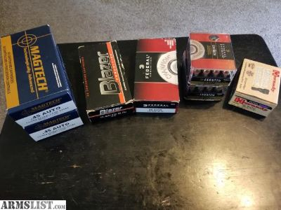 For Sale: 260 rounds 45 auto