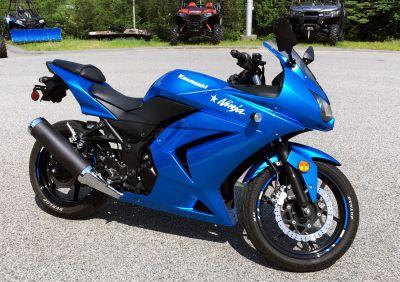 2010 Kawasaki Ninja 250R Sport Motorcycles Barre, MA