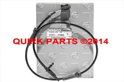 Buy 2007-2013 Nissan Sentra | Front Left ABS Wheel Speed Sensor OEM NEW 47911-ZT00A motorcycle in Braintree, Massachusetts, United States, for US $140.88