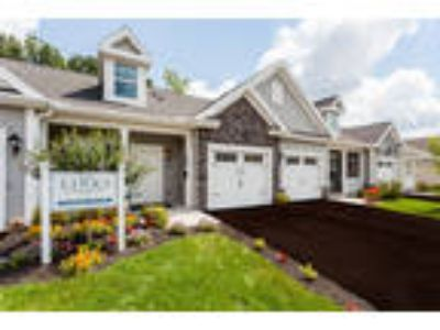 The Links at CenterPointe Townhomes - Two BR, 2.5 BA Townhome 1,356 sq. ft.