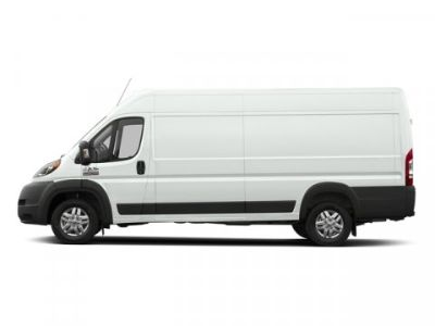 2018 RAM ProMaster 3500 3500 159 WB (Bright White Clearcoat)