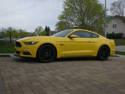 2016 FORD MUSTANG GT WITH ROUSH SUPER CHARGER