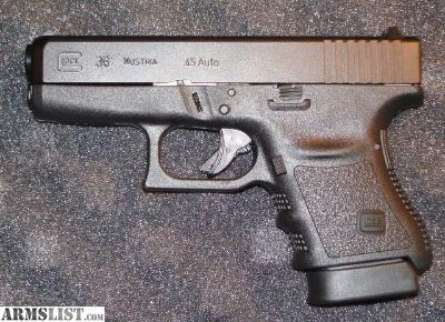 For Sale: Glock 36