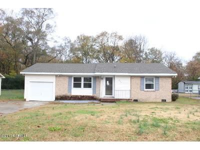3 Bed 1.5 Bath Foreclosure Property in Rocky Mount, NC 27801 - Lincoln Dr