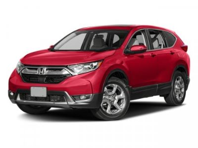 2017 Honda CR-V EX (White Diamond Pearl)