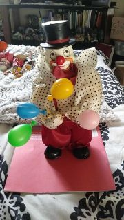 MUSICAL COLLECTION CLOWN