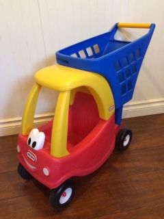Cozy coupe cart
