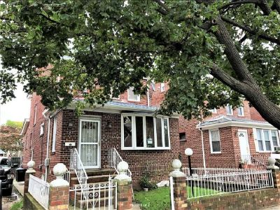 ID#:(MOR) Legal Two Family Brick House In Flushing For Sale