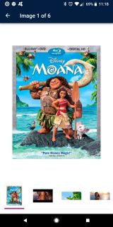 Looking for digital code for Moana