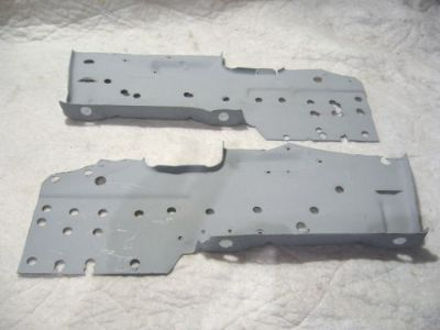 Buy 68 69 70 71 72 GM A-BODY BOTTOM OF COWL FENDER ATTACHMENT BRACKETS CHEVELLE GTO motorcycle in Milwaukee, Wisconsin, United States, for US $199.99