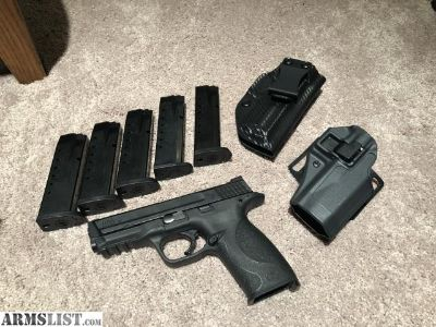 For Trade: M&P 40