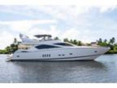 82' Sunseeker Manhattan 82 2005