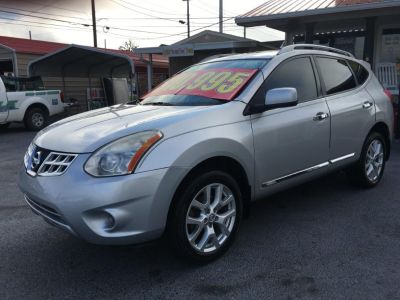 2011 Nissan Rogue S (Silver Or Aluminum)