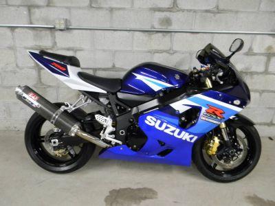 2005 Suzuki GSX-R600 SuperSport Motorcycles Springfield, MA