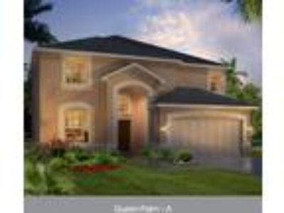 The Queen Palm (Solterra) by Park Square Homes: Plan to be Built
