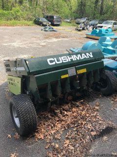Cushman GA 60 Aerator
