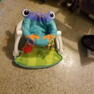 Fisher Price sit-me-up baby