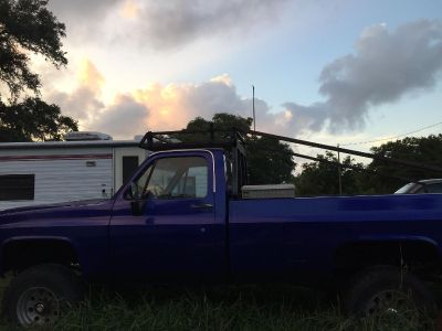 Nice project truck for sale