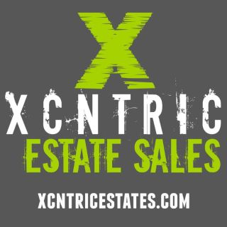 *** XCNTRIC ESTATE SALES ***MID..