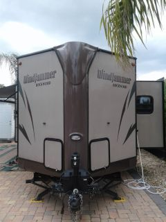 2014 Forest River Rockwood Windjammer 3025W