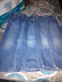 Size 6 slim jeans - TCP