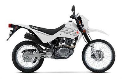 2018 Suzuki DR200S Dual Purpose Motorcycles Bessemer, AL